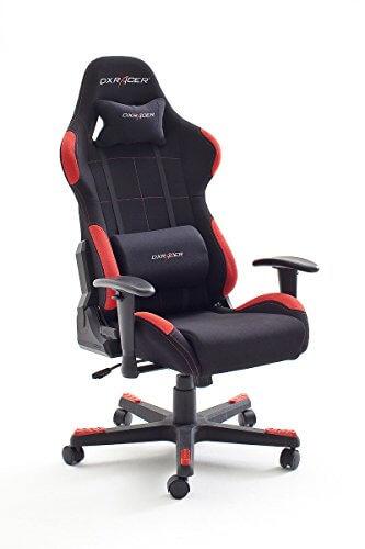 dx racer1 b rostuhl gaming stuhl sessel neutrale. Black Bedroom Furniture Sets. Home Design Ideas