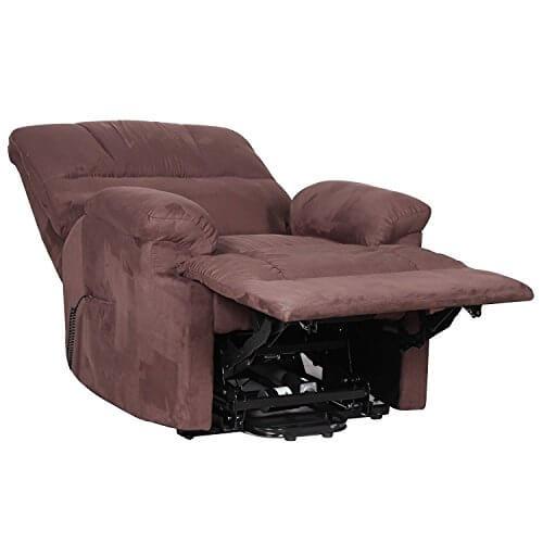 fernsehsessel mit aufstehhilfe elektrisch 2 motoren mikrofaser sessel neutrale kaufberatung. Black Bedroom Furniture Sets. Home Design Ideas