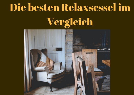 Relaxsessel Test Bild