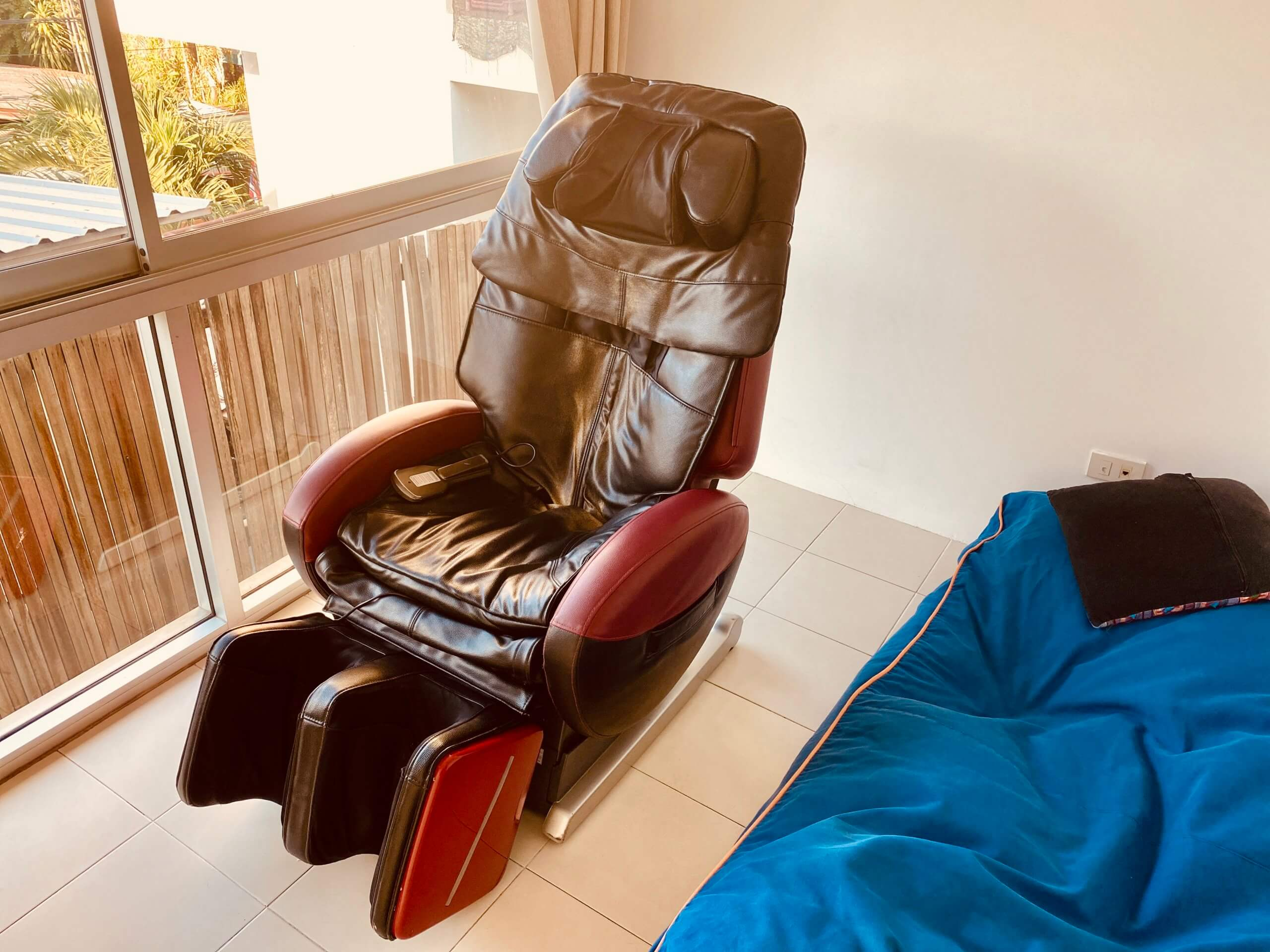massagesessel bild