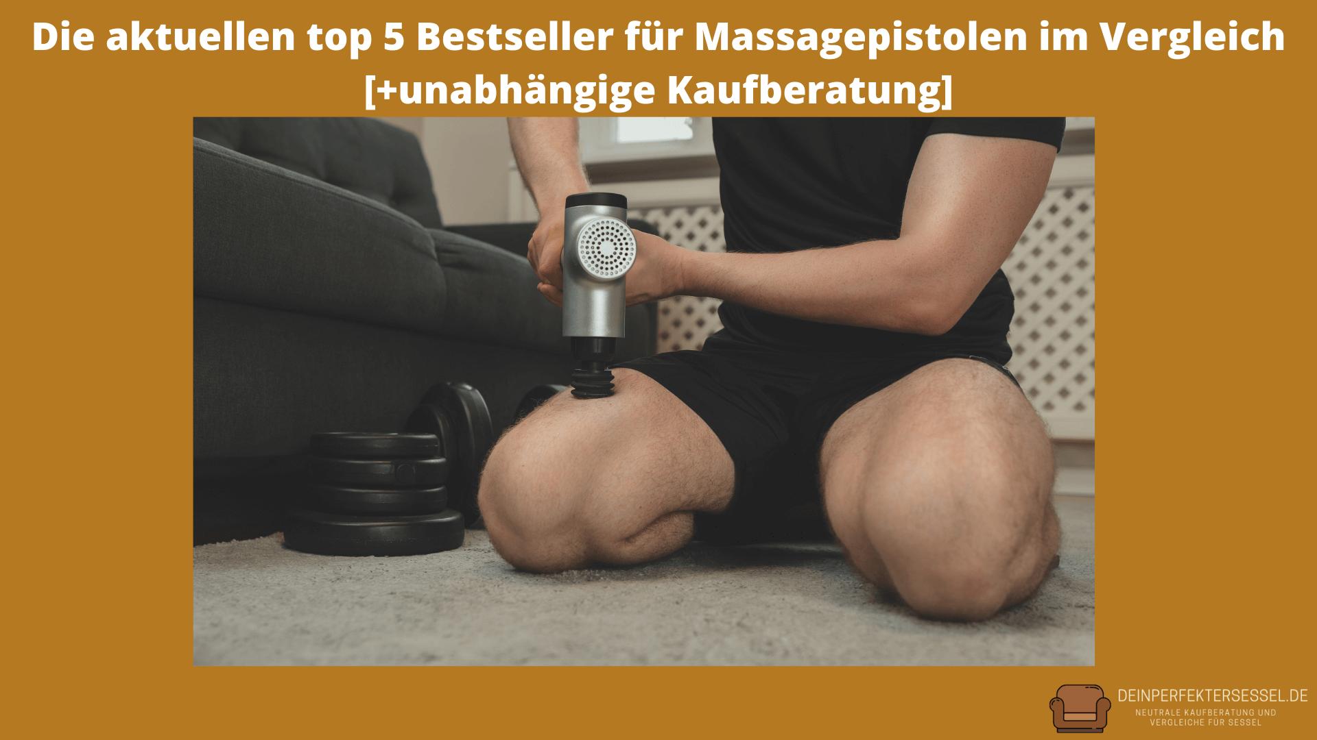 Massagepistole Test